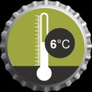 Temperature - La Saison Cazeau
