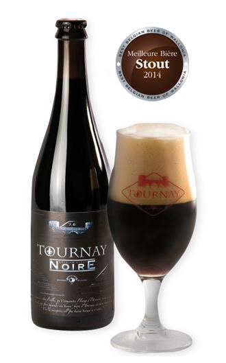 Tournay Noire - Brasserie de Cazeau