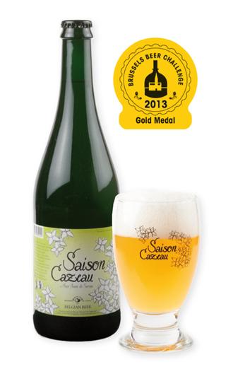 Saison Cazeau - Brasserie de Cazeau