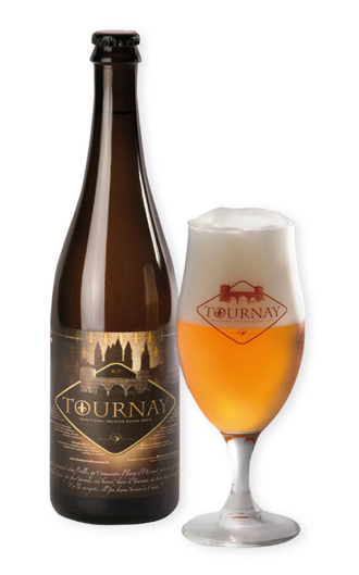 Tournay Blonde - The Cazeau Brewery