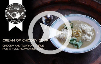 Cream of Chicory Soup Recipe